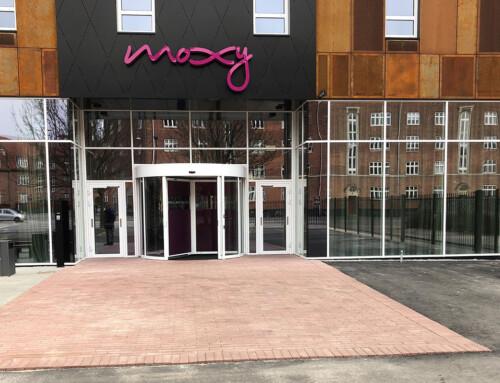 Moxy Hotel Copenhagen