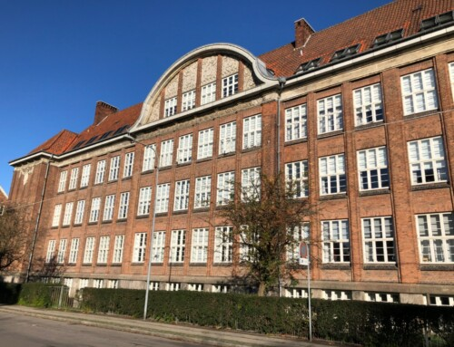 Skolen på La Cours Vej