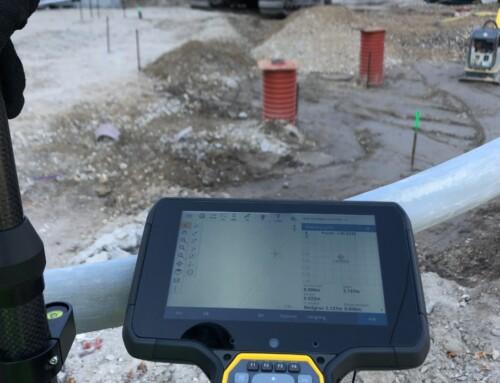 GPS gør anlæg mere end snorlige
