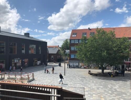 Rådhusstrædet Køge