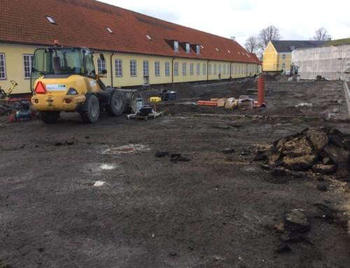 Kronborg Slot – Sceneplads